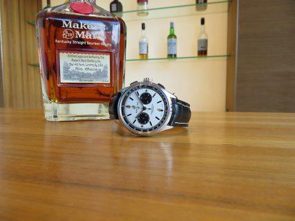 腕時計専門雑誌Chronos 3月号にプレミエ B01 クロノグラフ42が掲載!
