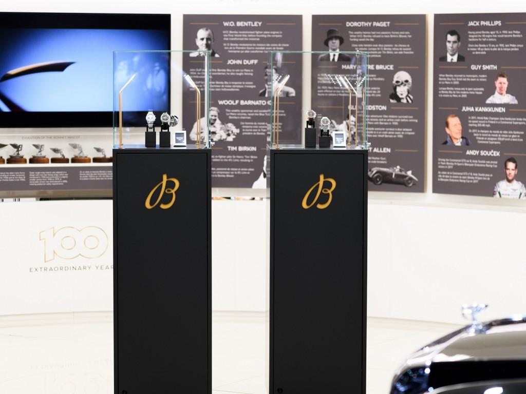 ベントレー100周年を記念したセンテナリーエディション発表!!-PREMIER お知らせ