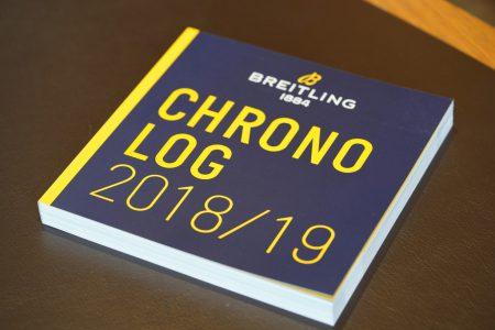 2018-2019クロノログが店頭に到着致しました!