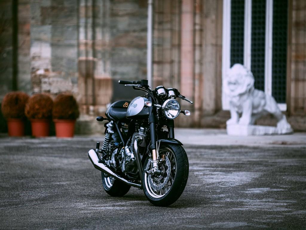 2019年新作モデル 英国モーターサイクル ノートンとのパートナーシップにより誕生した特別仕様のプレミエ-プレミエ お知らせ