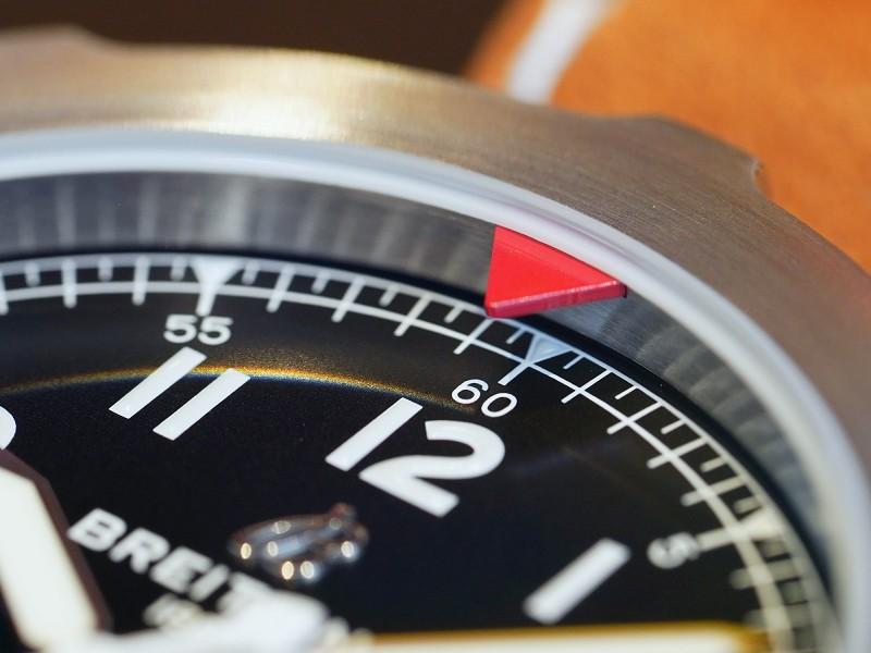 ブライトリングの伝統的なタイムピースから誕生した唯一無二のパイロットウォッチが初入荷!-NAVITIMER