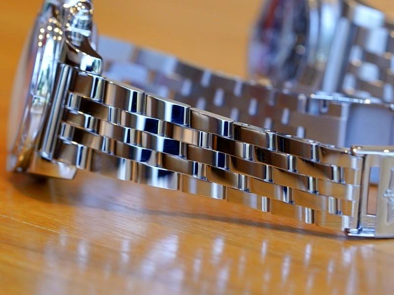 少しの違いで雰囲気が変わる大人気のフラッグシップモデル クロノマットをご紹介!-CHRONOMAT