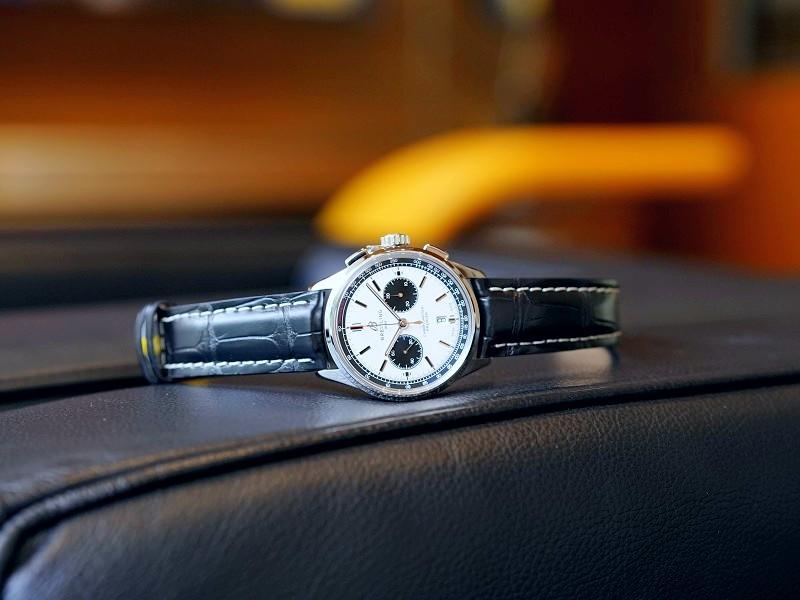 ブライトリングの大人気モデルは、クラシカルなエレガントウォッチ!プレミエ-PREMIER