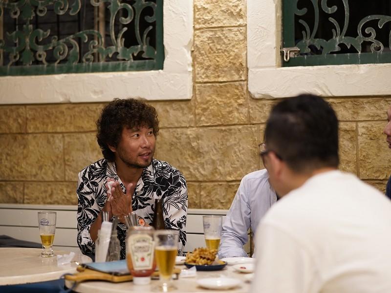 あのフリーダイバーとして有名な篠宮龍三氏にお会いしてきました!!-SUPEROCEAN お知らせ その他