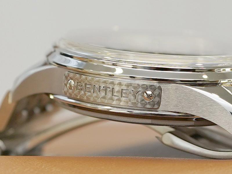 ブライトリングとベントレーの優美なデザインが融合したエレガントウォッチ!プレミエ-PREMIER