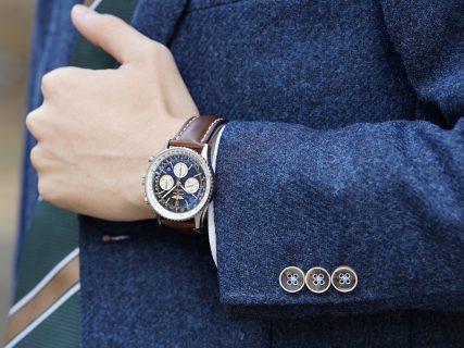 日本特別仕様モデル「ナビタイマー1 B01 クロノグラフ 43 スペシャル エディション」と時計史をざっくりご紹介。