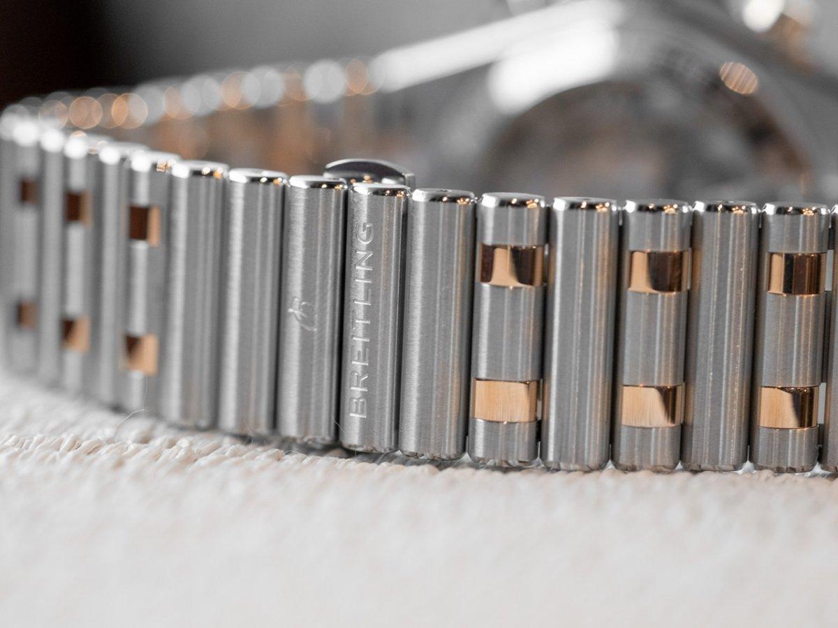 オールジャンルに使用できるフラッグシップモデル「クロノマット B01 42」-クロノマット