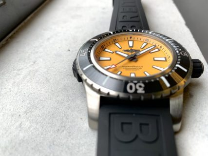 いくつになっても遊び時計が欲しい!~スーパーオーシャン オートマチック 48~