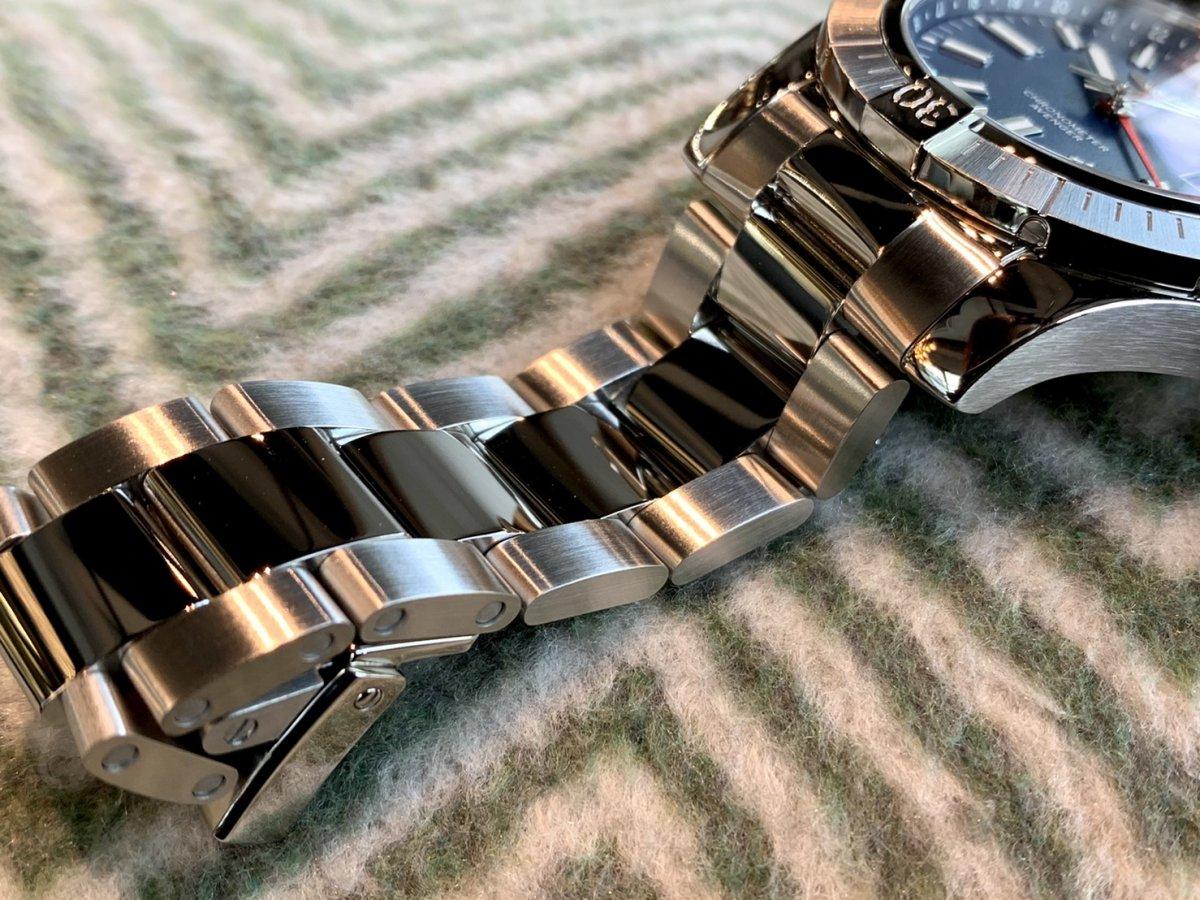 """ブライトリング""""らしい""""機能搭載!~アベンジャー オートマチック GMT 45~-アベンジャー"""