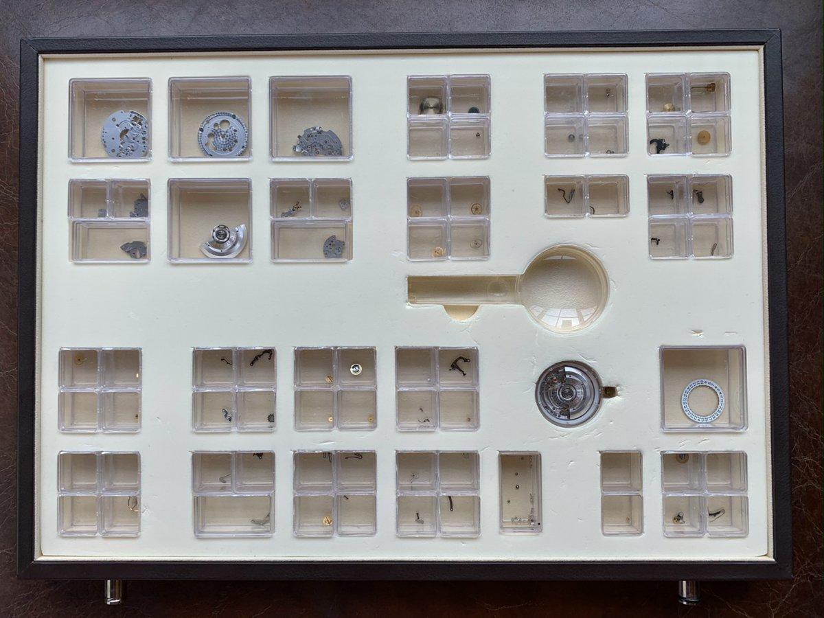 大切な機械式腕時計を永く愛用する為に必要なオーバーホールとは?-その他