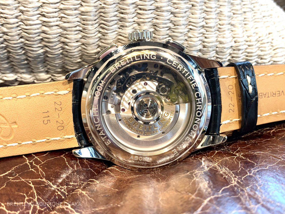 ブライトリング史上トップレベルにエレガントな腕時計「プレミエ B01 クロノグラフ 42」-プレミエ